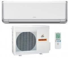 Klimatyzator ścienny z INWERTEREM Hitachi