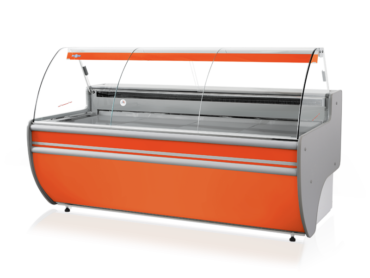 Lada chłodnicza RAPA LC